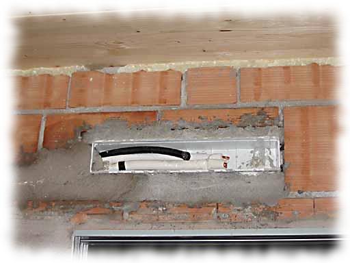 Ti stai facendo predisporre i tubi sotto traccia per il tuo impianto di climatizzazione?